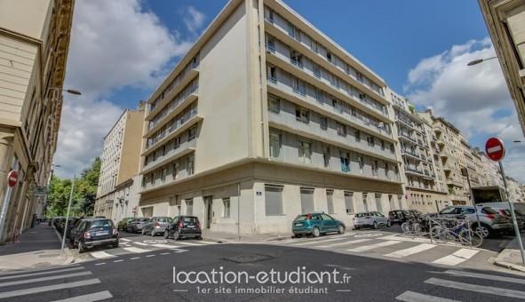 Logement étudiant ISIS GESTION - MOLIERE  - Lyon 3ème arrondissement (Lyon 3ème arrondissement)