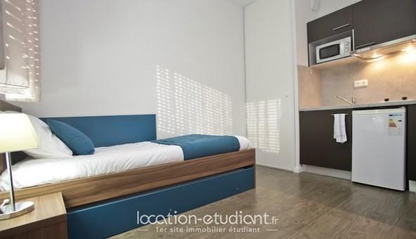 Logement étudiant ODALYS CAMPUS - ALHAMBRA  - Marseille (13000)