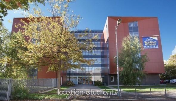 Logement étudiant ODALYS CITY - ODALYS CITY BIOPARC  - Lyon 8ème arrondissement (Lyon 8ème arrondissement)