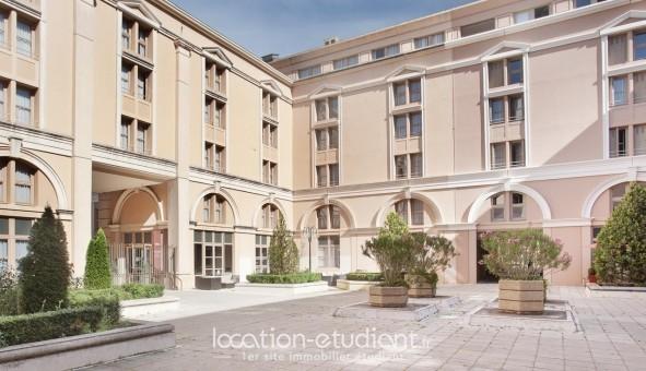 Logement étudiant ODALYS CITY - ODALYS CITY L'ATRIUM  - Aix en Provence (Aix en Provence)