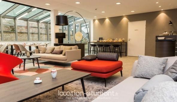 Logement étudiant ODALYS CITY - ODALYS CITY MONTMARTRE  - Paris 18ème arrondissement (Paris 18ème arrondissement)