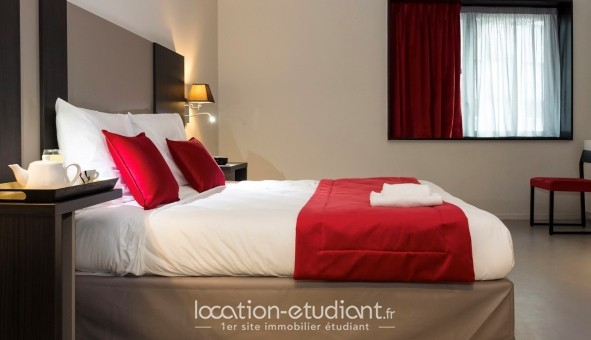 Logement étudiant ODALYS CITY - ODALYS CITY PARIS XVII  - Paris 17ème arrondissement (Paris 17ème arrondissement)