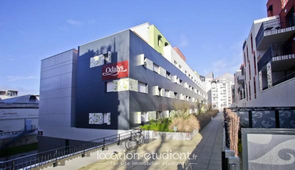 Logement étudiant ODALYS CAMPUS - Odalys Le Jardin des Lettres  - Tours (Tours)