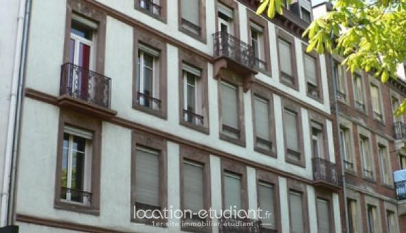Logement étudiant LES RELAIS ETUDIANTS - PORTE BLANCHE  - Strasbourg (Strasbourg)