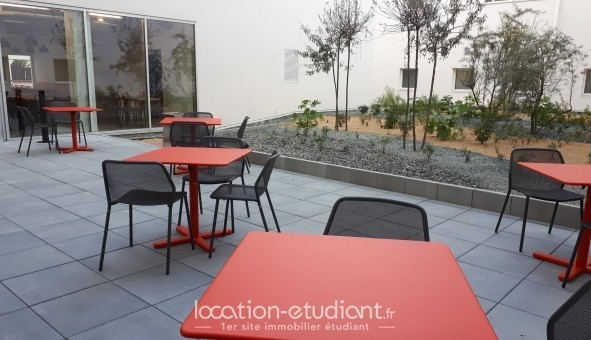 Logement étudiant MER ET GOLF APPART HOTEL - STUD'ART ILE NANTES  - Nantes (Nantes)