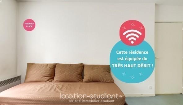Logement étudiant NEXITY STUDEA - STUDEA BORDEAUX CENTRE 2  - Bordeaux (Bordeaux)