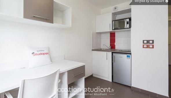 Logement étudiant NEXITY STUDEA - STUDEA BORDEAUX CHARTRONS  - Bordeaux (Bordeaux)