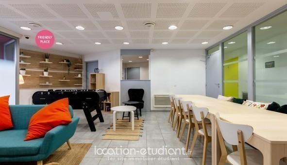 Logement étudiant NEXITY STUDEA - STUDEA GARIBALDI BERTHELOT  - Lyon 7ème arrondissement (Lyon 7ème arrondissement)