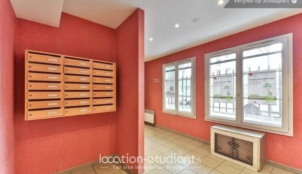 Logement étudiant NEXITY STUDEA - STUDEA GRANDE ARCHE  - COURBEVOIE (COURBEVOIE)