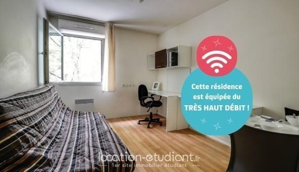 Logement étudiant NEXITY STUDEA - STUDEA JEAN COCTEAU  - PARIS (PARIS)