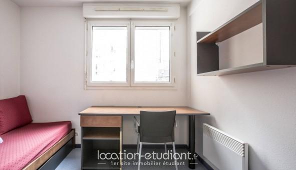 Logement étudiant NEXITY STUDEA - STUDEA LILLE CENTRE  - Lille (Lille)