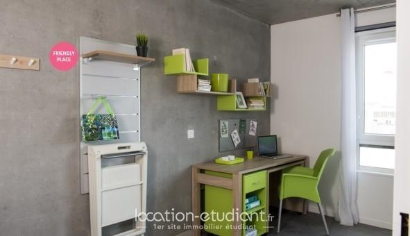 Logement étudiant NEXITY STUDEA - STUDEA LYON CONFLUENCE  - Lyon 2ème arrondissement (Lyon 2ème arrondissement)