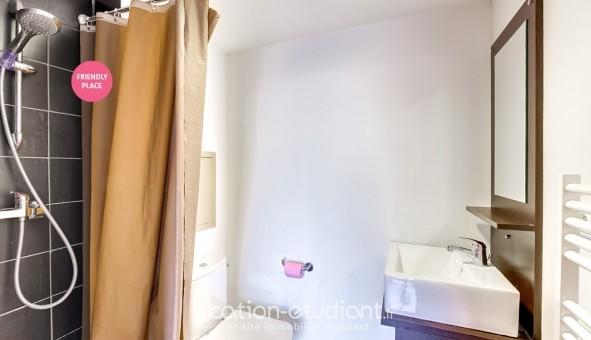 Logement étudiant NEXITY STUDEA - STUDEA LYON OUEST 2  - Lyon 9ème arrondissement (Lyon 9ème arrondissement)