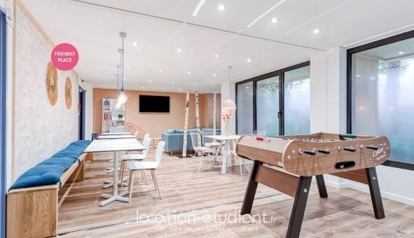 Logement étudiant NEXITY STUDEA - STUDEA MASSENA 2  - Lyon 6ème arrondissement (Lyon 6ème arrondissement)
