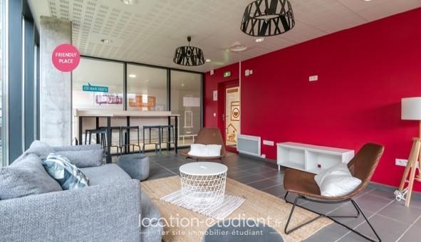 Logement étudiant NEXITY STUDEA - STUDEA NOVALILLE  - Lille (Lille)
