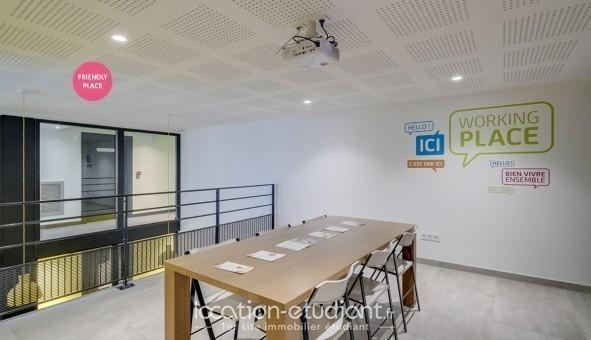 Logement étudiant NEXITY STUDEA - STUDEA PARIS CURIAL  - Paris 19ème arrondissement (Paris 19ème arrondissement)