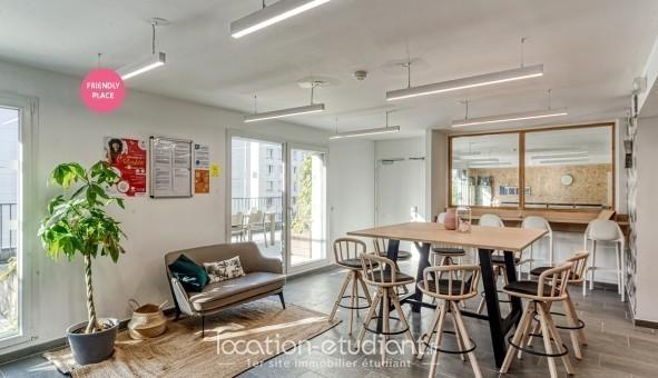 Location NEXITY STUDEA - STUDEA PARIS RIQUET - PARIS (75019)