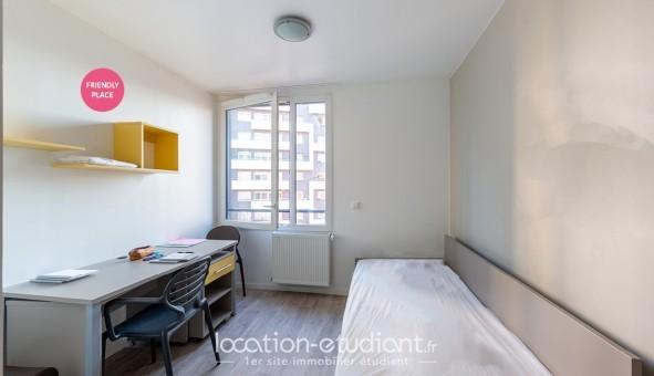 Logement étudiant NEXITY STUDEA - STUDEA PARIS TESSIER  - PARIS (PARIS)