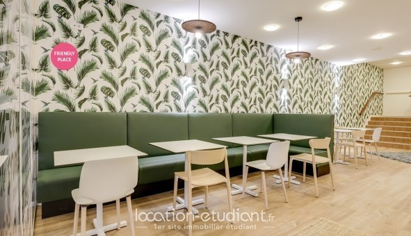 Logement étudiant NEXITY STUDEA - STUDEA PARIS VIVALDI  - Paris 12ème arrondissement (Paris 12ème arrondissement)