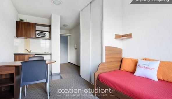 Logement étudiant NEXITY STUDEA - STUDEA PORTE DES ALPES 2  - Lyon 1er arrondissement (Lyon 1er arrondissement)