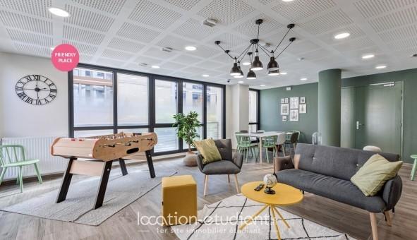 Location NEXITY STUDEA - STUDEA SURESNES - Suresnes (92150)