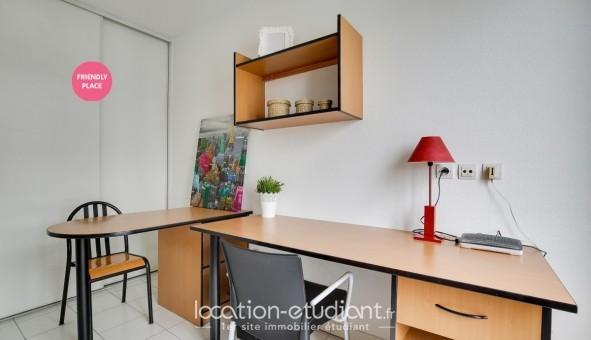 Logement étudiant NEXITY STUDEA - STUDEA UNIVERSITE 1  - Lyon 7ème arrondissement (Lyon 7ème arrondissement)