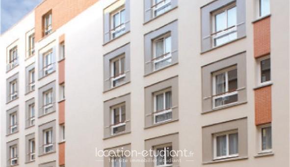 Logement étudiant LES STUDELITES - STUDELITES LE CONSUL                                                                      - Paris 14ème arrondissement (Paris 14ème arrondissement)