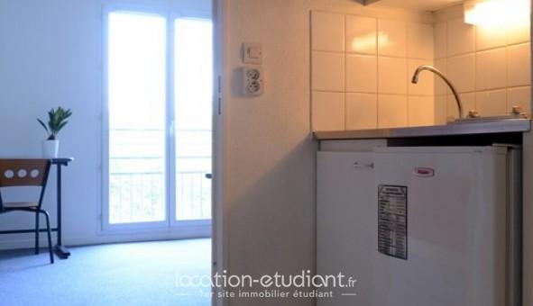 Logement étudiant LES STUDELITES - STUDELITES LE GARIBALDI A                                                                 - Issy les Moulineaux (Issy les Moulineaux)