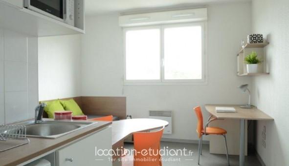 Logement étudiant LES STUDELITES - STUDELITES LE PREMIUM                                                   - Marseille   14ème arrondissement (Marseille   14ème arrondissement)