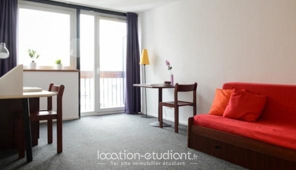 Logement étudiant LES STUDELITES - STUDELITES LE REMBRANDT               - Paris   19ème arrondissement (Paris   19ème arrondissement)