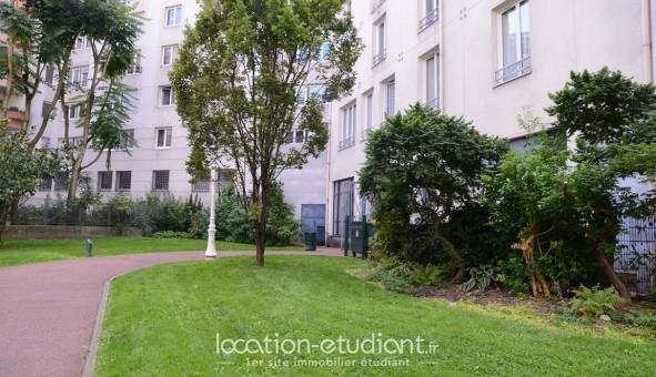 Logement étudiant LES STUDELITES - STUDELITES LES PORTES D'ORLEANS                                    - Montrouge (Montrouge)