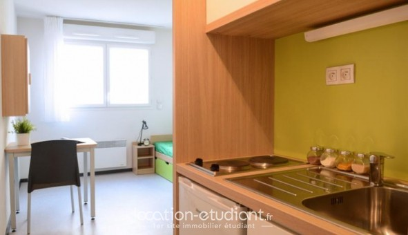 Logement étudiant LES STUDELITES - STUDELITES PRYTANEE  - Marseille 05ème arrondissement (Marseille 05ème arrondissement)