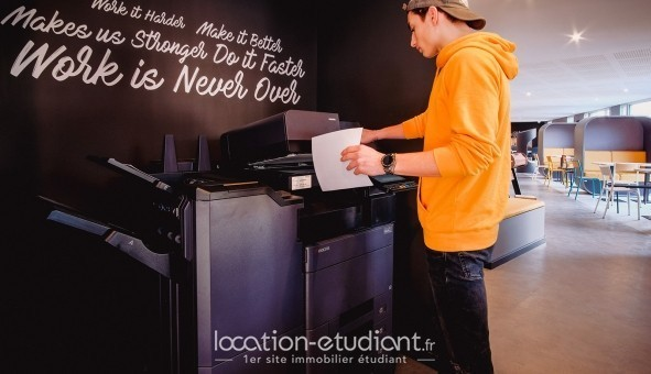 Logement étudiant STUDENT FACTORY - STUDENT FACTORY AIX PONT DE L'ARC  - Aix en Provence (Aix en Provence)