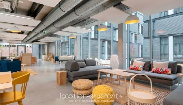 Logement étudiant STUDENT FACTORY - Student Factory Lille Euratechnologies  - Lille (Lille)
