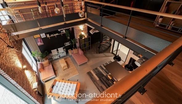 Logement étudiant STUDENT FACTORY - STUDENT FACTORY PARIS BAGNOLET  - Bagnolet (Bagnolet)