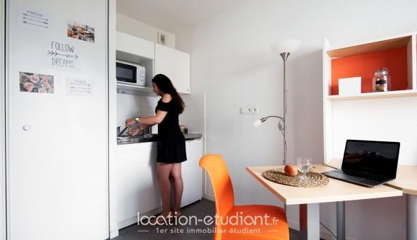 Logement étudiant CARDINAL CAMPUS - STUDIO 7  - Lyon 7ème arrondissement (Lyon 7ème arrondissement)