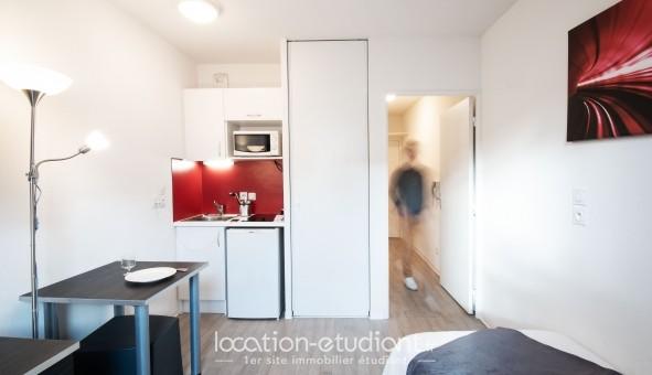 Logement �tudiant CARDINAL CAMPUS - STUDIO 9  - Lyon 9�me arrondissement (Lyon 9�me arrondissement)