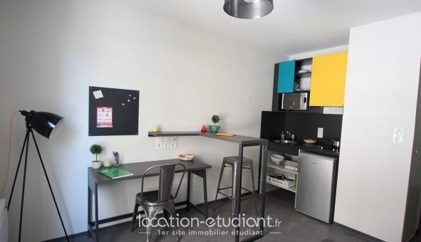 Logement étudiant SUITETUDES - SUITETUDES LE 124  - Marseille 03ème arrondissement (Marseille 03ème arrondissement)