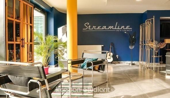 Logement étudiant SUITETUDES - Suitétudes Streamline  - Boulogne Billancourt (Boulogne Billancourt)