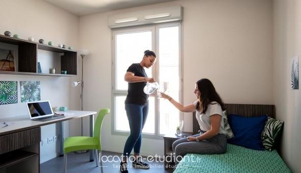 Logement étudiant CARDINAL CAMPUS - SUN 7  - Lyon 7ème arrondissement (Lyon 7ème arrondissement)