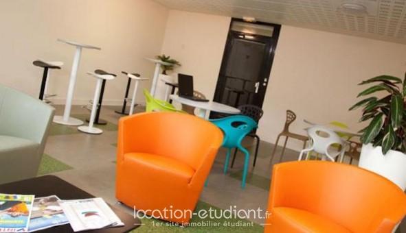 Logement étudiant CAMPUSEA - CAMPUSEA BORDEAUX CENTRE  - Bordeaux (33300)