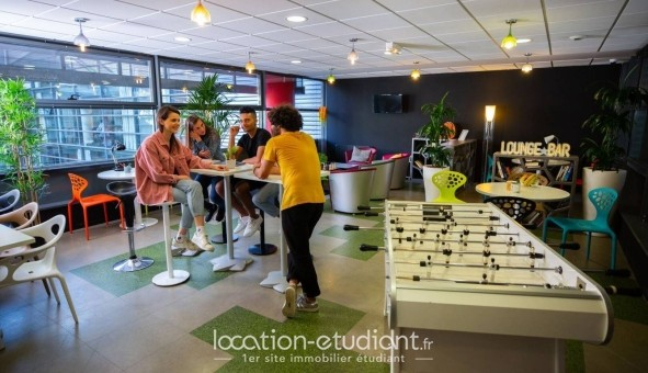 Logement étudiant CAMPUSEA - CAMPUSEA LILLE EURALILLE  - Lille (59800)