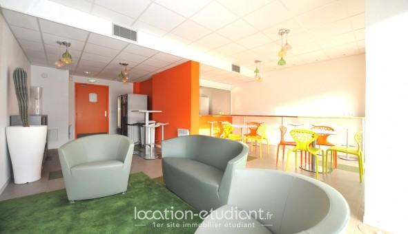 Logement étudiant CAMPUSEA - CAMPUSEA LYON 7 GERLAND  - Lyon (69000)