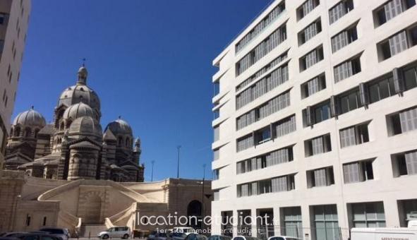 Logement étudiant YOUFIRST - YOUFIRST CAMPUS MARSEILLE LA MAJOR  - Marseille 02ème arrondissement (Marseille 02ème arrondissement)