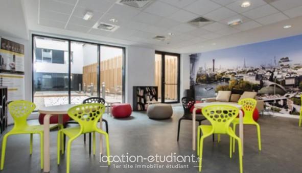 Logement étudiant CAMPUSEA - CAMPUSEA PARIS 15 LECOURBE  - Paris (75015)