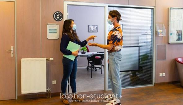 Logement étudiant YOUFIRST - YouFirst Campus Paris Tolbiac  - Paris 13ème arrondissement (Paris 13ème arrondissement)