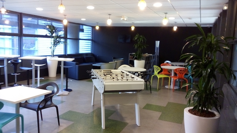Location CAMPUSEA - CAMPUSEA LILLE EURALILLE - Lille (59800)