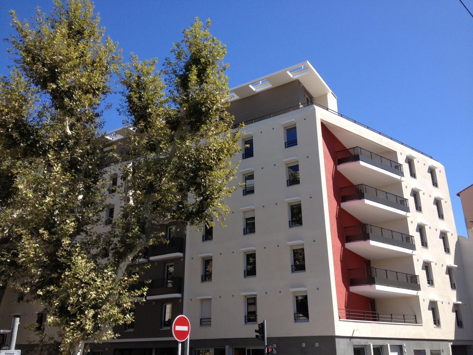 Location CAP ETUDES - CAP'ÉTUDES TIMONE II  - Marseille   05ème arrondissement (13005)
