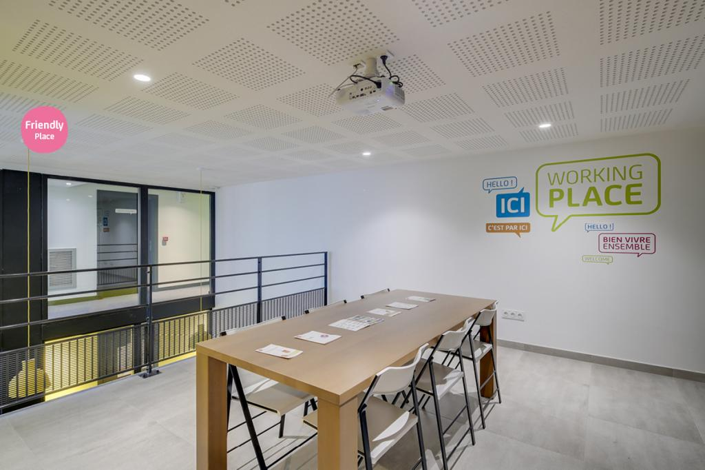 Location NEXITY STUDEA - STUDEA PARIS CURIAL - PARIS (75019)
