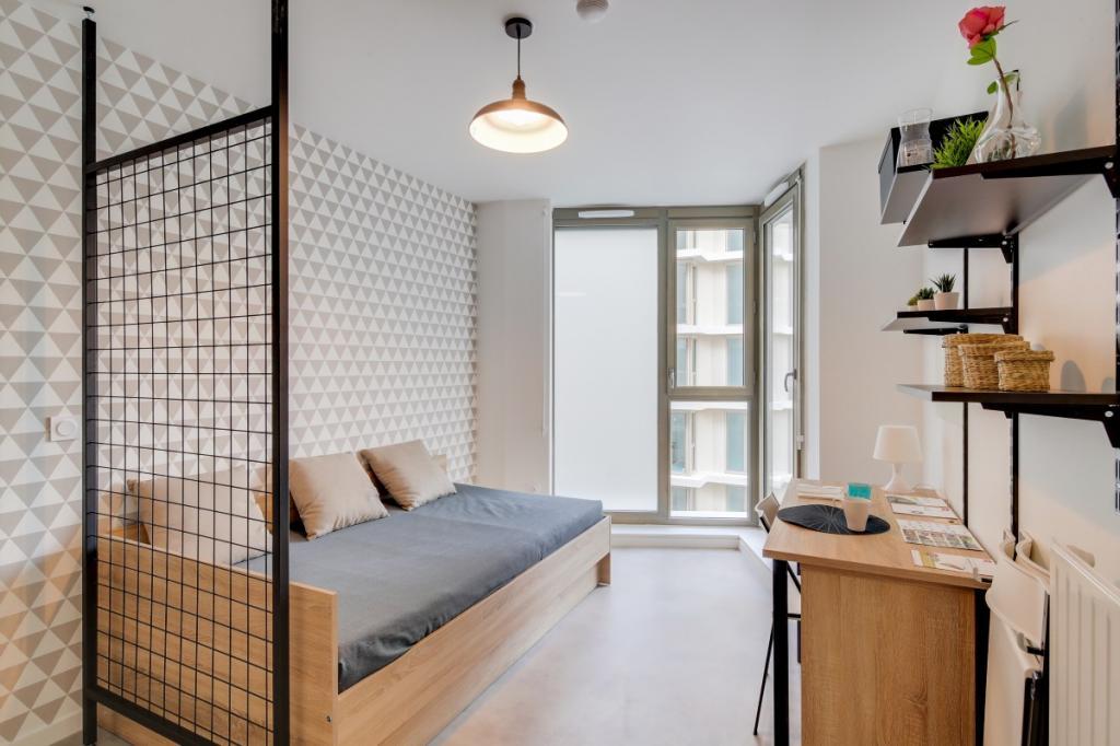 Location NEXITY STUDEA - STUDEA PARIS CURIAL - Paris 19ème arrondissement (75019)